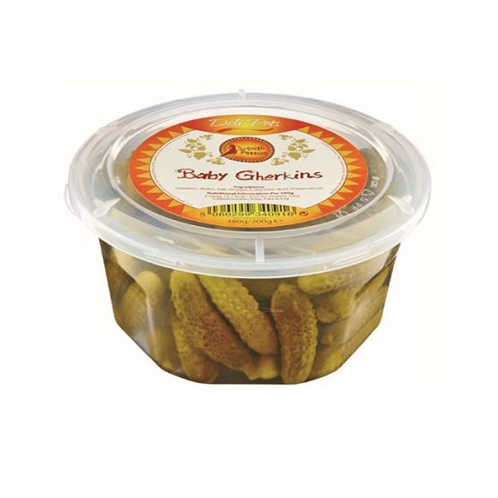 Spanish Baby Gherkins