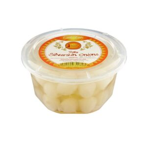 Spanish Passion Baby Silverskin Onions