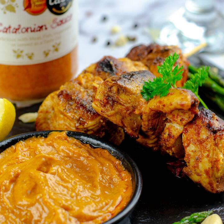 Catalonia Chicken Kebab