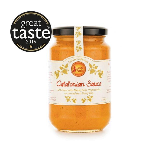 Great Taste Awards 2016 Catalonian Sauce