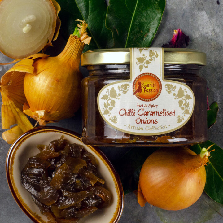 Hot and Spicy Spanish Caramelised Onions