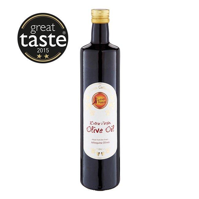Extra Virgin Olive Oil Great Taste Awards