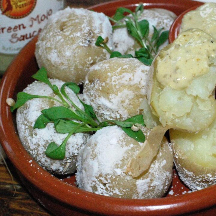 Canary Islands Green Mojo Sauce