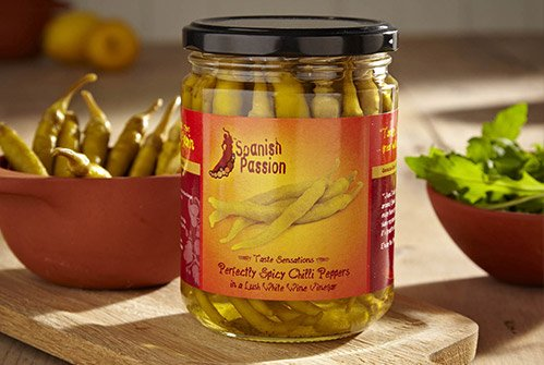 Spanish Passion Deli Range