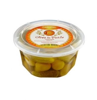 Spanish Passion Mixed Olives Pickles