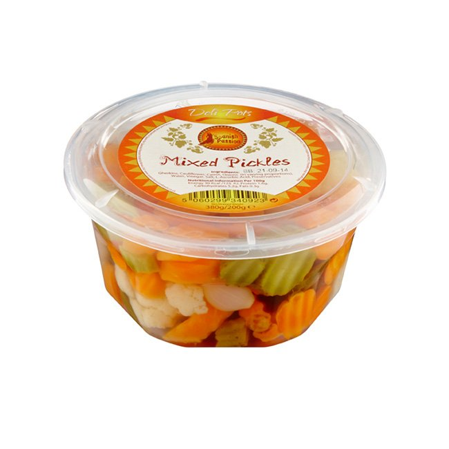 Spanish Passion Mixed Pickled Vegetables