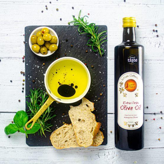 Spanish Extra Virgin Olive Oil