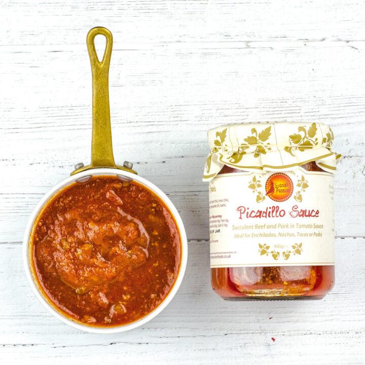 Picadillo Sauce Spanish Passion Foods
