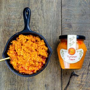 Romesco Sauce Spanish Passion Foods