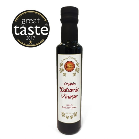 Spanish Passion Organic Balsamic Vinegar