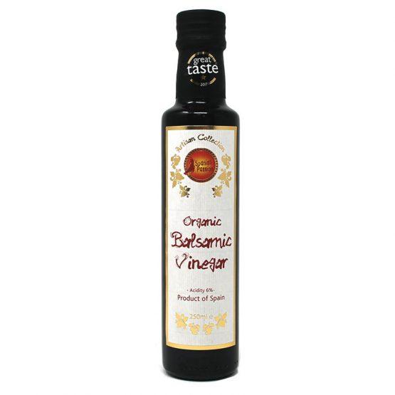 Organic Balsamic Vinegar - Spanish Passion Foods