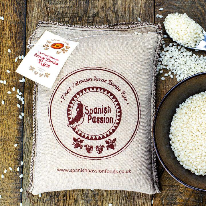 Arroz Bomba Rice Spanish Paella Rice Passion