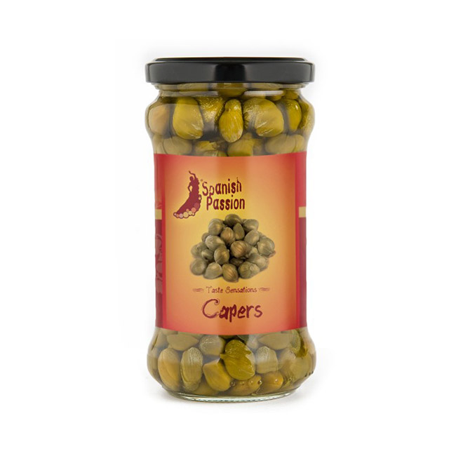 Spanish Passion Capers