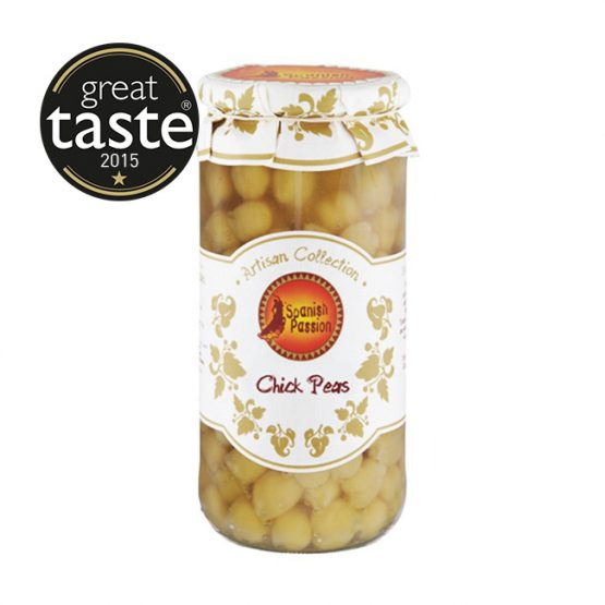 Spanish Passion Chickpeas - Great Taste Awards winner