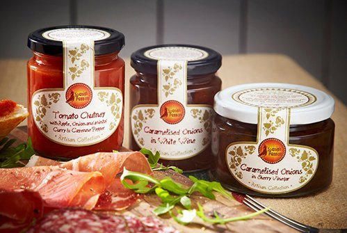 Spanish Passion Chutney
