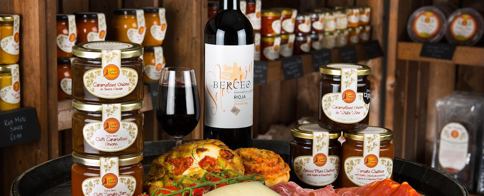 Spanish Passion Foods Store