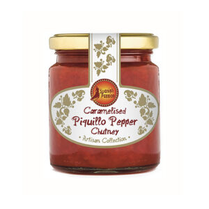 Spanish Piquillo Red Pepper Chutney