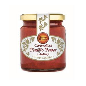 Spanish Piquillo Red Pepper Chutney