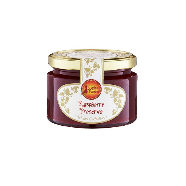 Spanish Raspberry Preserve
