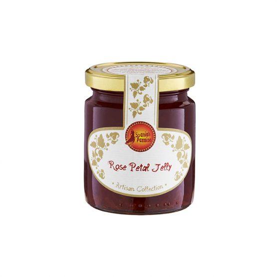 Spanish Rose Petal Jelly