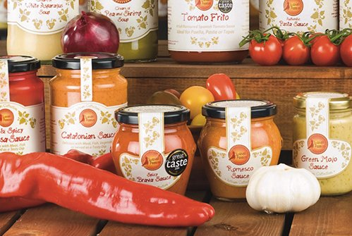Spanish Passion Soups and Sauces