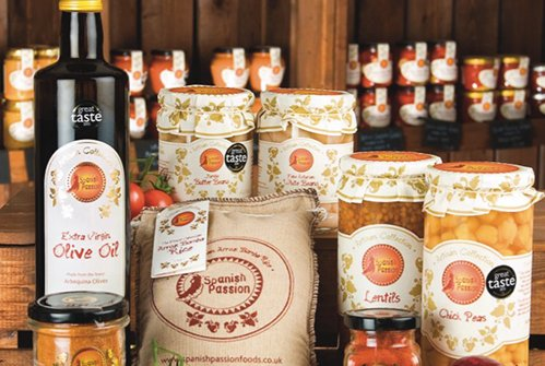 Spanish Passion Foods Store Cupboard