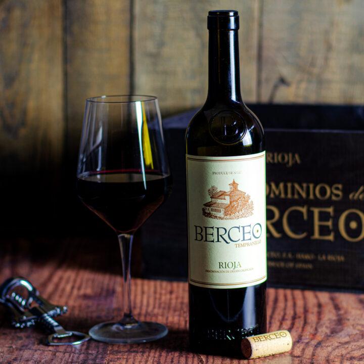 Berceo Tempranillo Spanish Red Wine