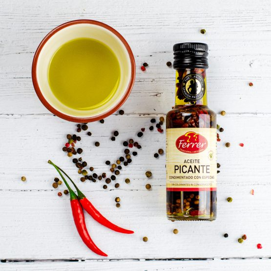 Ferrer Aceite Picante - Spicy Olive Oil