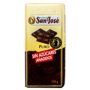 Pure sugar-free chocolate