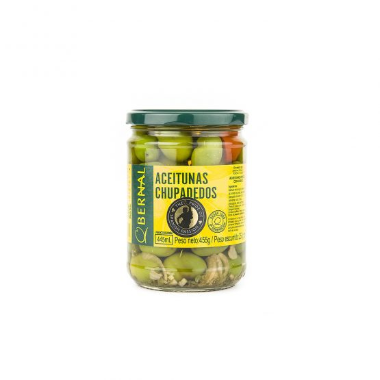 Pitted Green Olives With Herbs And Spices
