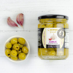 Bernal Garlic Stuffed Olives