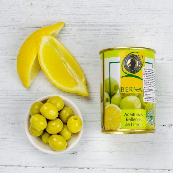Lemon Stuffed Olives (292g)
