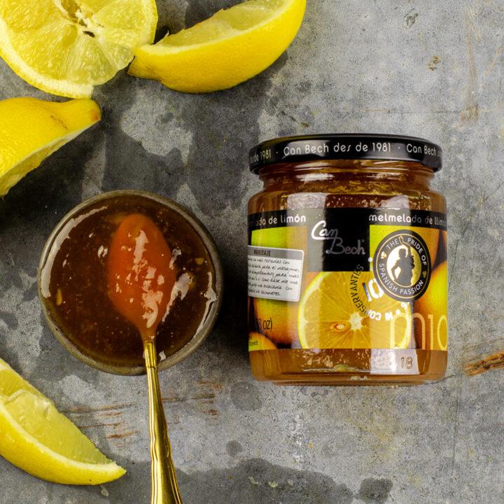 Lemon Jam Marmalde