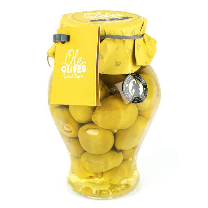 Gordal Olives Stuffed with Garlic (580g)