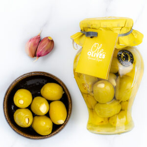 Gordal Olives Stuffed with Garlic (580g)