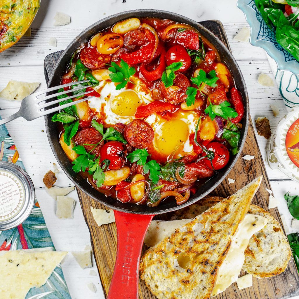 Shakshuka Spanish Passion Mark Prescott