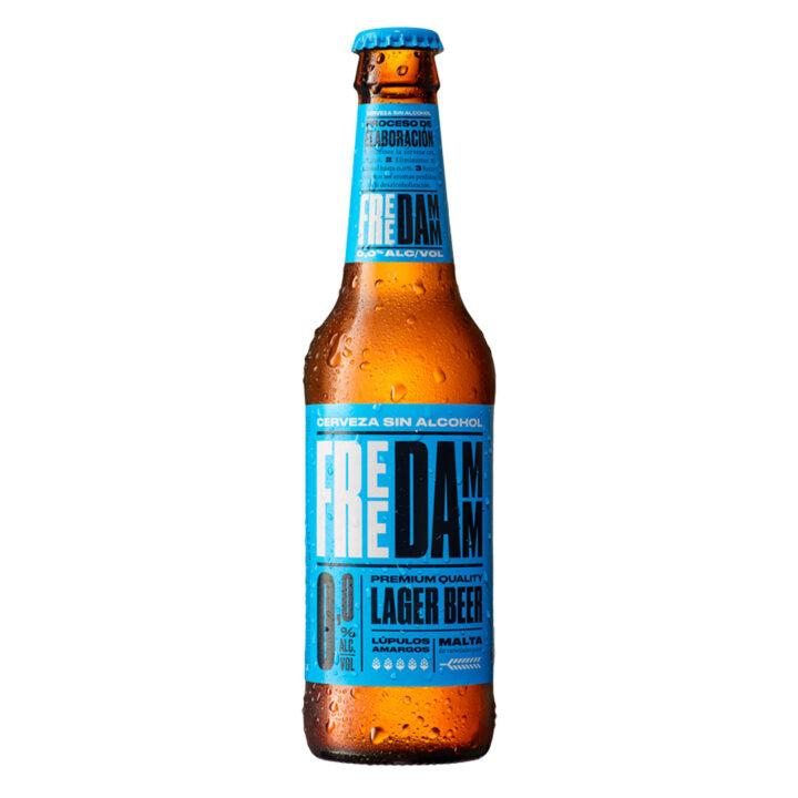 Free Damm Non-alcoholic Spanish Beer