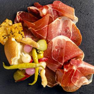 Sliced Serrano Ham Gran Reserva 100 gr