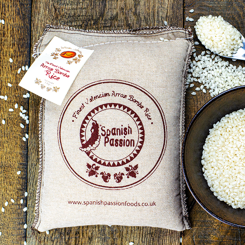 Bomba Rice