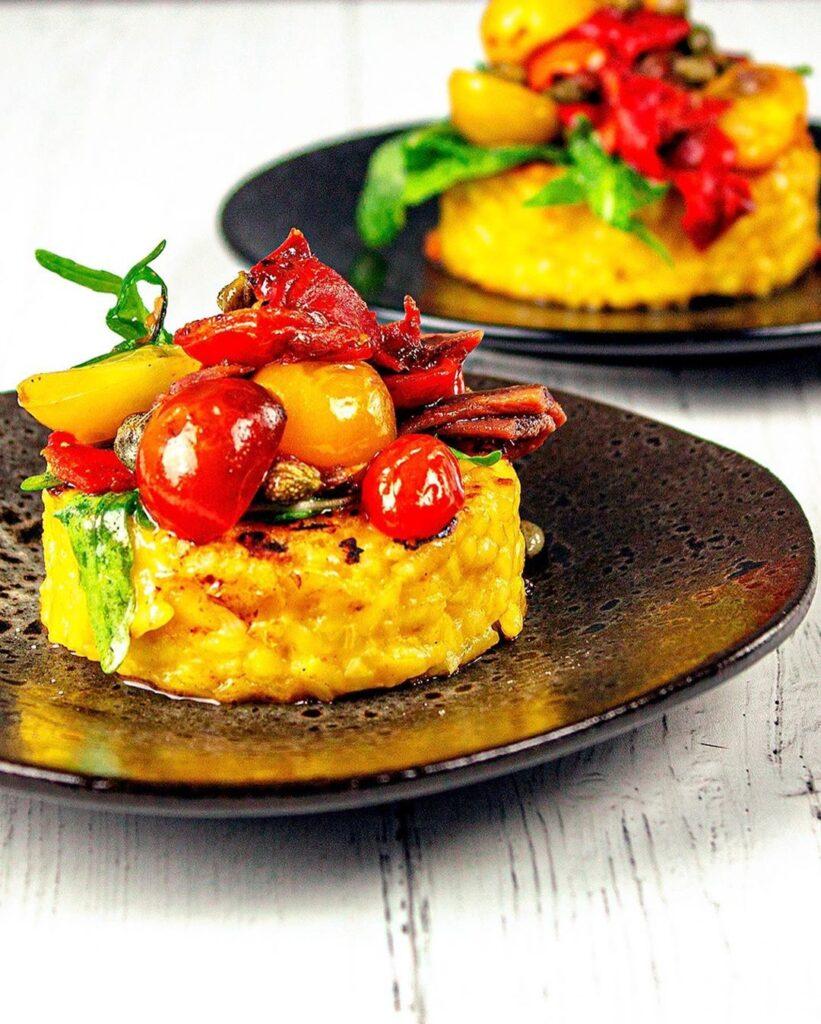 Bomba Rice Cakes