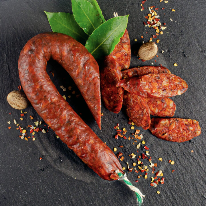 Chorizo Dulce - Chorizo Ring