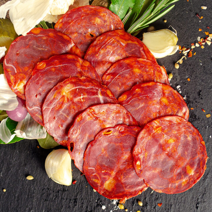 Chorizo Vela Extra