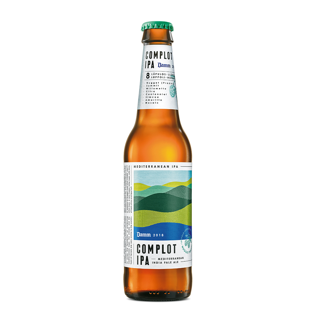 Complot IPA Mediterranean India Pale Ale
