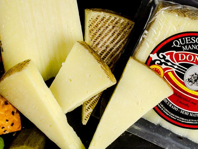 Don Cayo Manchego Cheese