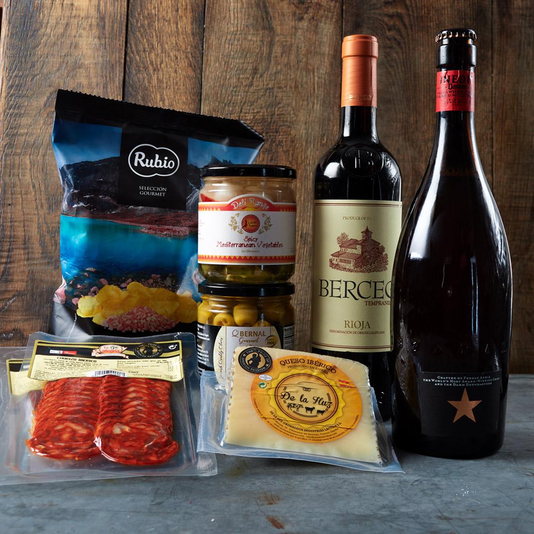 Spanish Passion Gift Range