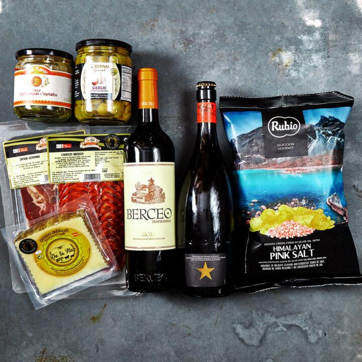 Spanish Gift Box