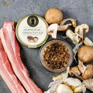 Garlic Mushroom Boletus Seasoning