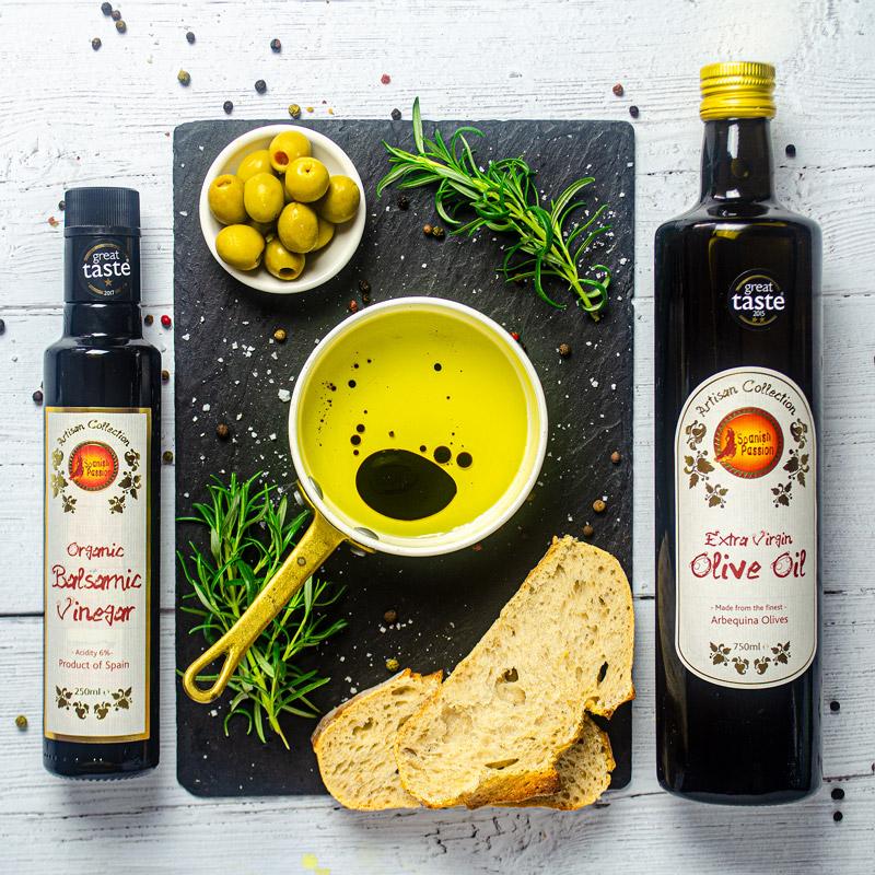 Spanish Olive Oil Vinegar