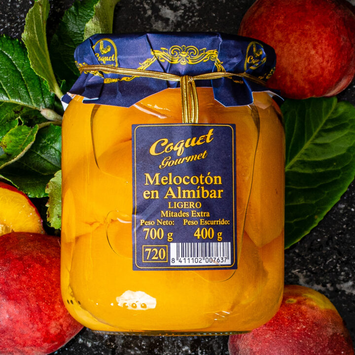 Calanda Peaches in Syrup