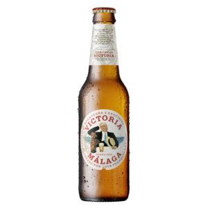Victoria Malaga Cervezas Victoria 1928